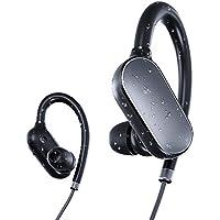 Auriculares Bluetooth, Xiaomi Auriculares Bluetooth Deporte Wireless Auriculares Ligeros IPX4 Sweatproof Auriculares para Correr En
