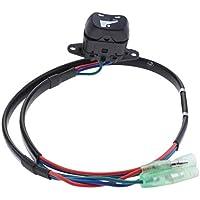Magideal Interruptor De Inclinación Y Trimado Accesorios Motocicleta Repuesto Recambio