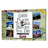 1000 Places To See Before You Die Game by University Games