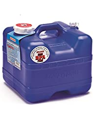 Bidón de agua Reliance Aqua Tainer' azul Modelo 15 Litros 2015 Tanque de agua y bidón