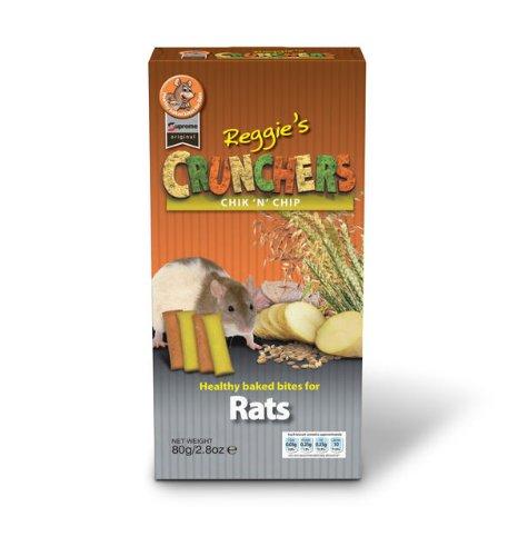 Supreme PetFoods Reggie Rat/Mimi Mouse Chippies...