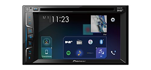 Pioneer - AVH-A3100DAB - Touchscreen (Pioneer Auto-player)