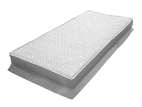 SOPHIE FULLY BOUND With **TAPED EDGED** Superior Sprung Cot Mattress