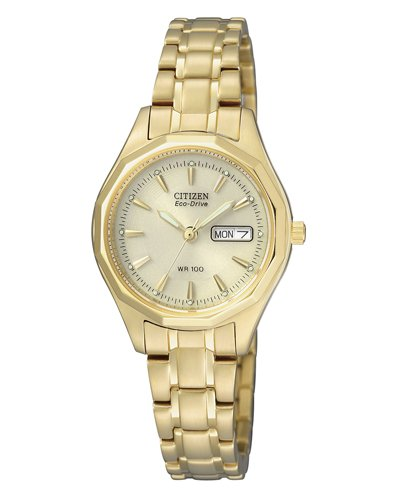 Citizen Eco-Drive Damenuhr EW3142-56PE
