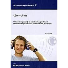 Lärmschutz, CD-ROM
