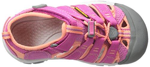 Keen Newport H2, Chaussures Marche Mixte Bébé Rose (Very Berry/Fusion Coral)