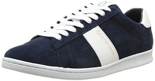 Calvin Klein Jeans - Hal, Sneakers da uomo, Blu (Blau (NAVY / NVY)), 44