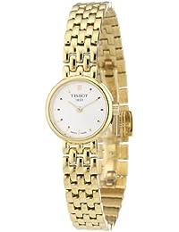 Tissot Damen-Armbanduhr LOVELY T0580093303100