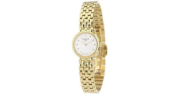 Tissot Damen Armbanduhr LOVELY T0580093303100