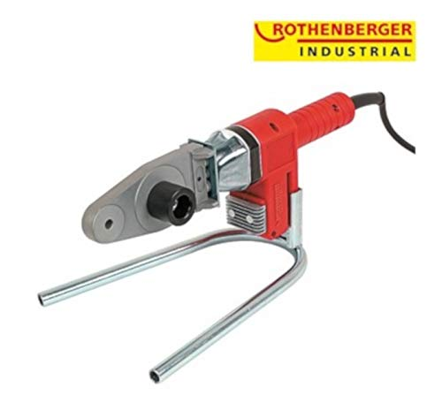 ROTHENBERGER Industrial 12teiliges Muffen Schweiß Gerät 870 W 36062