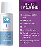"PFB Vanishâ""¢ + Chromabrightâ""¢ - Two Products in One: Skin Lightener & Bump Fighter"