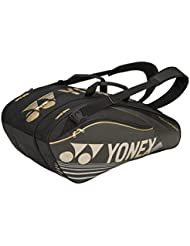 Yonex 9R Pro Serie Racketbag Badminton Squash Tennis black