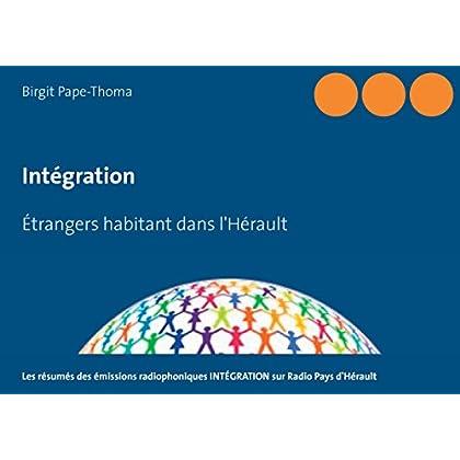 Intégration: Étrangers habitant dans l'Hérault