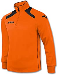 Joma Champion II - Sudadera unisex, color naranja