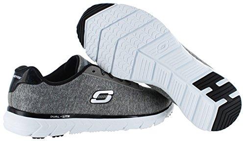 Ginnastica Donne Grigio Per Scarpe Skechers Da Le pEw7R