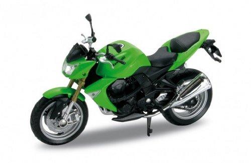 Kawasaki 2007 Z1000 Z 1000 GrÜn 1/18 Welly Modellmotorrad Modell Motorrad 4050677084731