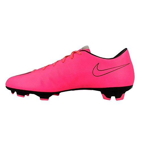 Nike Jr. Mercurial Victory V FG Unisex-Kinder Fußballschuhe Pink