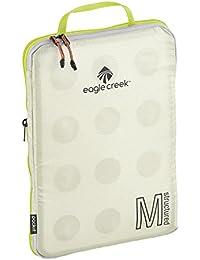 Eagle Creek Pack-it Specter Tech Structured Cube Medium Organizador para Maletas, 34 cm, 5 Litros, White/Strobe