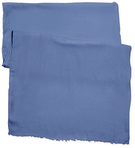 Codello 61120001, Foulard Femme Bleu (royal blue 22)
