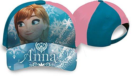 Frozen la reine des neiges casquette de baseball casquette de nombreux motifs et couleurs - Pink 4