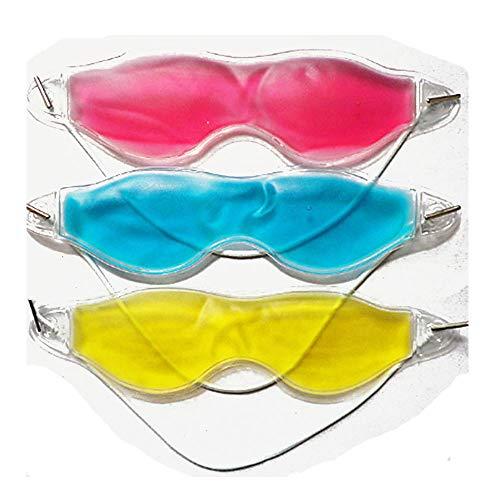 Gel Augenmaske; Kühlende Augenmaske für geschwollene Augen oder Dunkle Augenringe. Zufällige Farbe. -