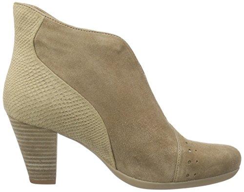 Marc Shoes Damen Elle Kurzschaft Stiefel Beige (taupe-beige 268)