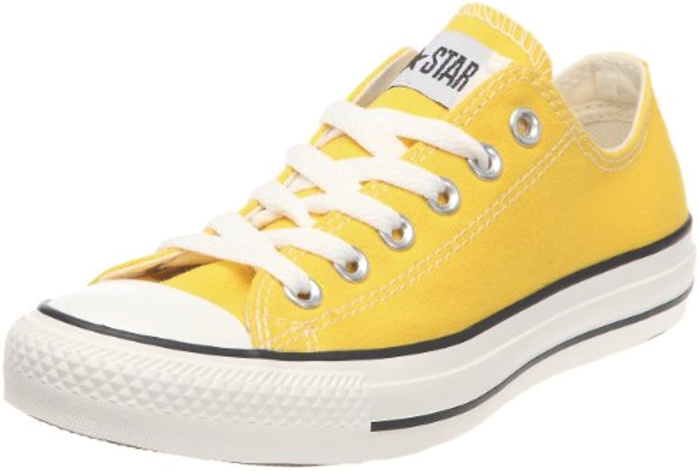 Scarpe Unisex Sneakers Converse in Tessuto Giallo 130129C -