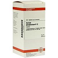 NATRIUM PHOSPHORICUM D 12 Tabletten 200 St preisvergleich bei billige-tabletten.eu
