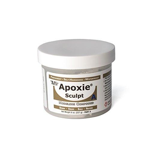 Apoxie Sculpt 1 Lb. bianco - Scultura Auto