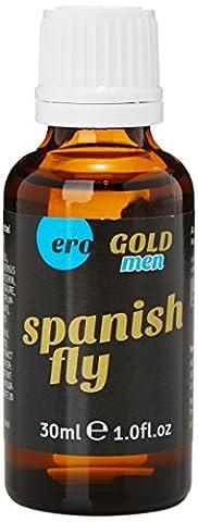 Hot Stimulant Spanish Fly Homme Gold Strong 30 ml