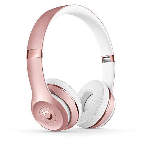 Beats Solo3 - Cuffie wireless, colore: Oro rosa