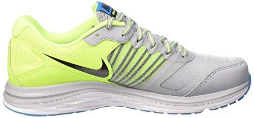 Nike Herren Dual Fusion X Laufschuhe Grau (Wolf Grey/Black-Volt-Bl Lagoon 011)