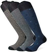 Calze Uomo Lunghe Invernali Caldo Cotone Made in Italy da 3 o 6 paia