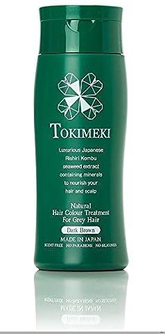 Rishiri Kombu Hair Colour Treatment (Dark Brown)
