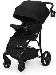 Kinderkraft Wózek spacerowy CRUISER, Spacerówka, Wózek dziecięcy, Regulowane oparcie i podnózek, Pozycja leżąc
