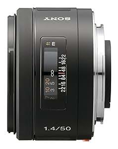 Sony Objectif SAL-50F14 Monture A Plein Format 50 mm F1.4