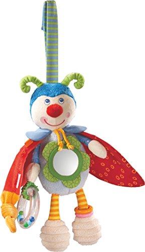 HABA 301707 – Spielfigur Käfer Julius, Kleinkindspielzeug