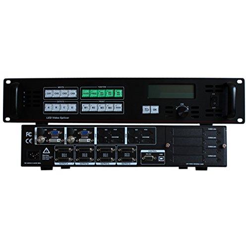 amoonsky ams-sc368a Unterstützung Novastar msd300mrv336mrv3008K Video Prozessor High Definition Video Wall Controller für RGB LED Display
