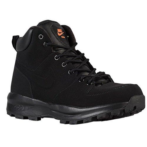 Nike  454350-080, Herren Basketballschuhe schwarz 45 EU