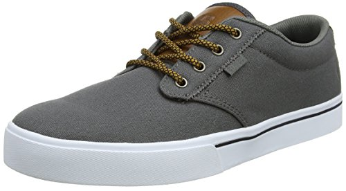 Etnies Herren Jameson 2 Eco Skateboardschuhe, Grau (089-Grey/Brown 089), 44 EU