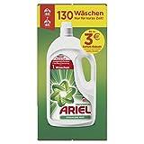 Ariel Universal Flüssigwaschmittel Strahlend rein 7.15l, 130 Waschladungen