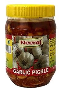 Neeraj Garlic Pickle (NP_P11_200_Grams)