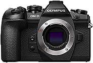 Olympus OM-D E-M1 Mark II, Micro Four Thirds Systemkamera, 20.4 Megapixel, 5-Achsen Bildstabilisator, elektron