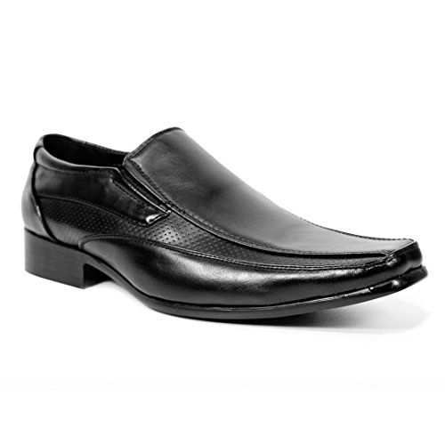 MENS FORMAL SHOES FAUX LEATHER S...