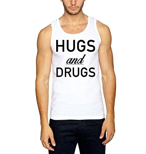 hugs-and-drugs-debardeur-blanc-xxl