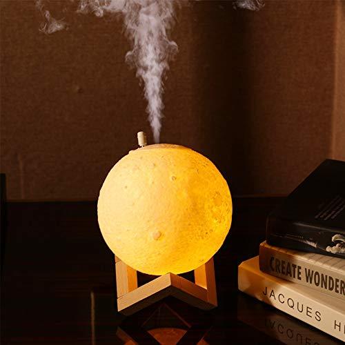 Licht Kronleuchter 5 100w Glühbirnen (GZQUANEU 2 watt dekoration dual-use persönlichkeit kreative usb lade luftbefeuchter hause beleuchtung batteriebetriebene mond nachtlicht usb ultraschall luftbefeuchter nacht cool nebel luftreiniger (5)