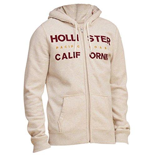hollister-herren-textured-logo-graphic-hoodie-kapuzenpullover-strickjacke-gre-l-crme-624042989