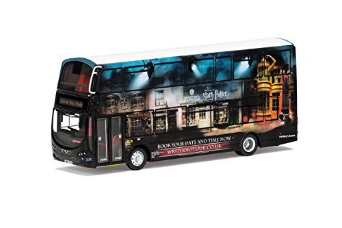 Corgi Om46513Wrightbus/Mullanys Wright Eclipse Gemini 2Harry Potter Warner Bros. Studio Shuttle Bus Modèle