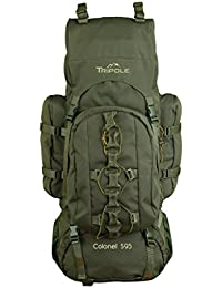 Tripole Colonel Series Internal Frame Rucksack with Detachable Daypack and Rain Cover