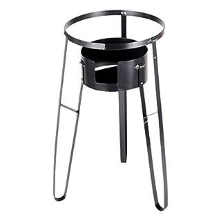 ATE Pro. USA 83356 3' BBQ Stove Stand, 37.01